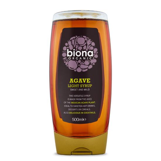 biona agave light Syrup 500ml