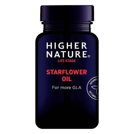 higger nature starflower oil 90 capsules