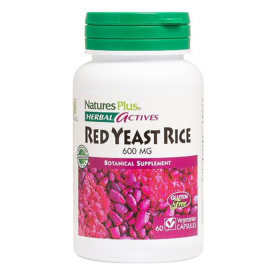 natures plus red yeast rice 60 capsules