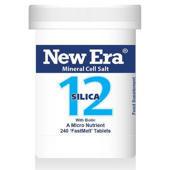 new era mineral salt silica no 12