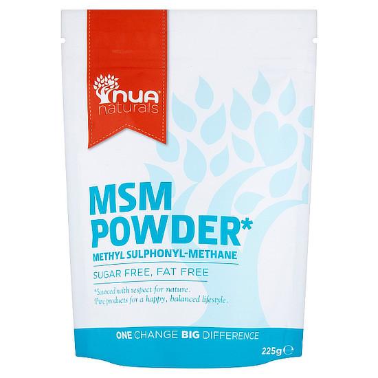 nua naturals msm powder 225g