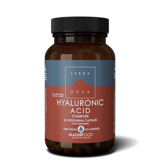 terranova hyaluronicacid complex capsules 50