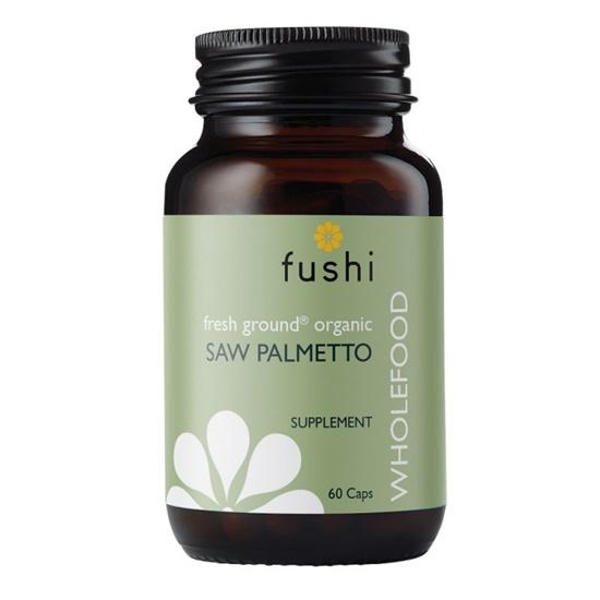 Fushi Organic Saw Palmetto Capsules