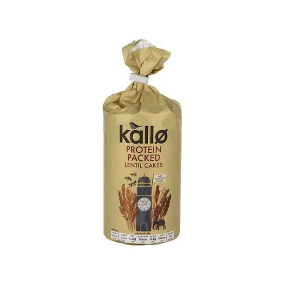 Kallo Packed Lentil Cakes