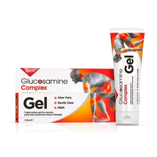 Optima Glucosamine Joint Complex Gel