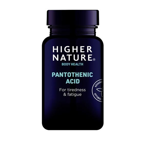 Higher Nature Pantothenic Acid