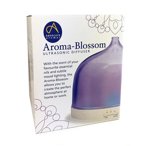 absolute Aroma aroma blossom ultrasonic diffuser