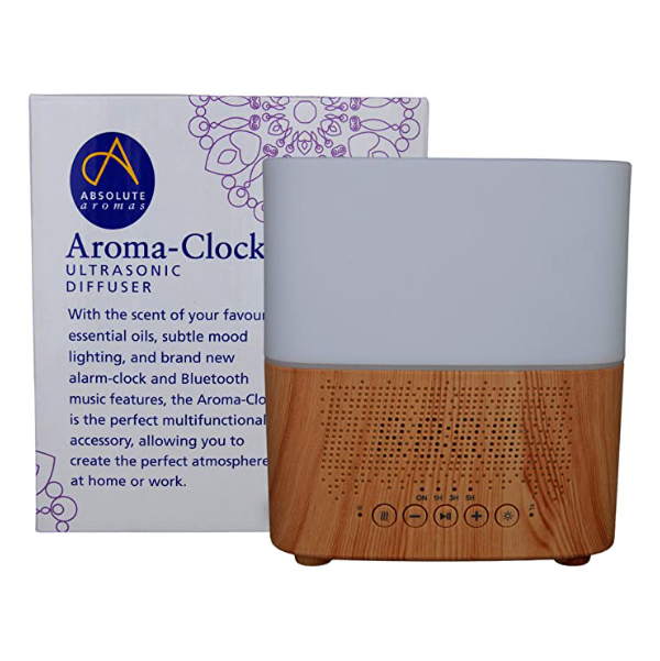 absolute Aroma aroma clock ultrasonic diffuser