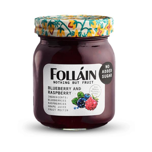 follian jam blueberry and rasberry